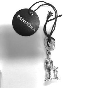 Disney Pandora - Partners Statue Charm